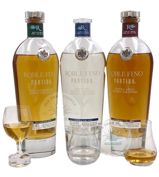 Partida Roble Fino Set Of Three
