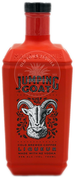Jumping Goat Cold Brewed Coffee Liqueur 750ml