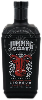 Jumping Goat Cold Brewed Coffee Liqueur Black Batch 750ml