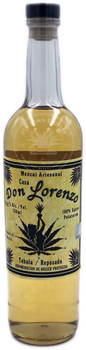 Don Lorenzo Mezcal Tobala/Reposado 750ml