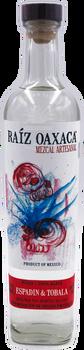 Raiz Oaxaca Mezcal Espadin & Tobala 750ml
