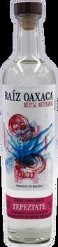 Raiz Oaxaca Mezcal Tepeztate 750ml