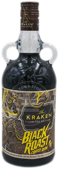 The Kraken Limited Edition Black Roast Coffee Rum 750ml