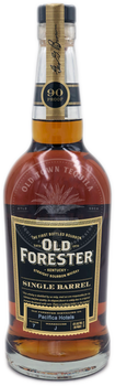 Old Forester Kentucky Straight Bourbon Whisky Single Barrel 750ml