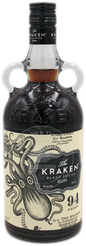 The Kraken Black Spiced Rum 750ml