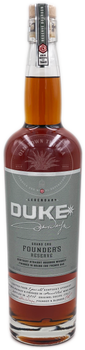 Duke Grand Cru Founders Reserve Kentucky Straight Bourbon Whiskey 750ml