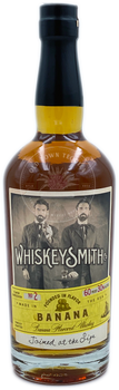 Whiskeysmith Banana Flavored Whiskey 750ml