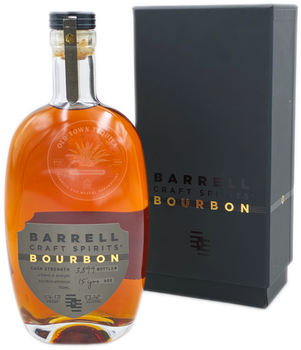 Barrell Craft Spirits Bourbon 15 Year Old Cask Strength 750ml