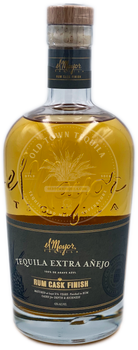 El Mayor Tequila Extra Añejo Rum Cask Finish 750ml