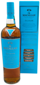 The Macallan Edition No. 6 Highland Single Malt Scotch Whisky 750ml