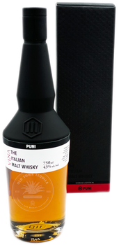 Puni Vina Marsala Edition The Italian Malt Whisky 750ml