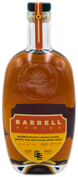 Barrell Armida Bourbon Whiskey 750ml