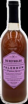 BG Reynolds Falernum Tropical Syrup 750ml