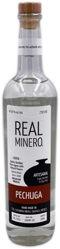 Real Minero Pechuga Mezcal 750ml