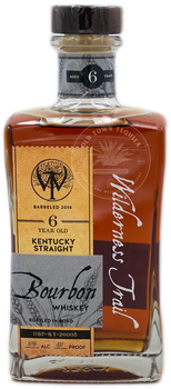 Wilderness Trail Kentucky Straight Bourbon Bottled in Bond 6 Year