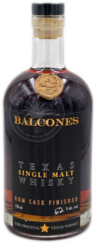Balcones Texas Single Malt Whisky Rum Cask Finish