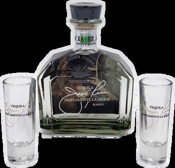 Jenni Rivera Tequila Blanco Gift Set