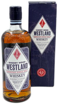 Sherry Wood Westland American Single Malt Whiskey
