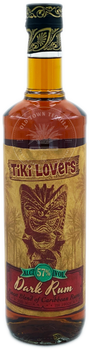 Tiki Lovers Dark Rum 750ml