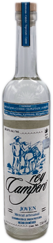 Rey Campero Mezcal Mexicano, Cuishe, Tepeztate Coyote
