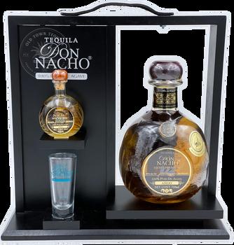 Tequila Don Nacho Añejo Gift Set