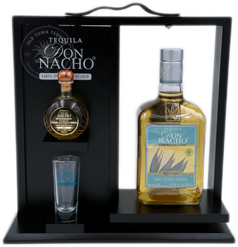 Tequila Don Nacho Reposado Gift Set