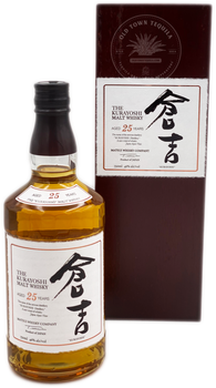 The Kurayoshi Malt Whisky Aged 25 Years 750ml