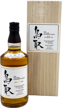The Tottori Japanese Whisky Aged 23 Years 750ml