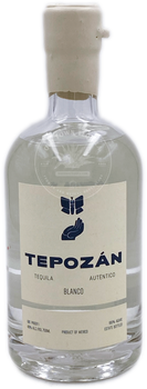 Tepozan Tequila Blanco 750ml
