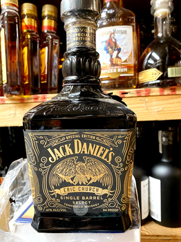 Jack Daniel's Eric Church Special Edition