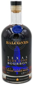 Balcones Texas Blue Corn Bourbon 750ml