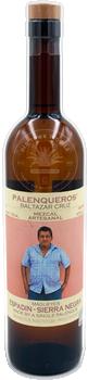 Palenqueros Baltazar Cruz Espadin Sierra Negra Mezcal 750ml