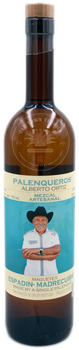 Palenqueros Alberto Ortiz Espadin Madrecuishe Mezcal 750ml