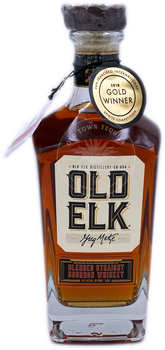 Old Elk Blended Straight Bourbon Whiskey 750ml