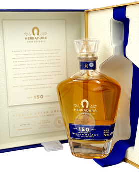 Tequila Herradura 150 Aniversario Limited Production