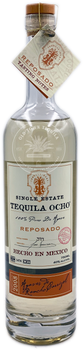 "Ocho Tequila "" Los Carrizal"" Single Estate Reposado 2010"