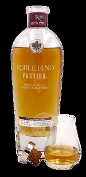 Partida Roble Fino Tequila Añejo