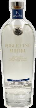Partida Roble Fino Tequila Reposado Cristalino