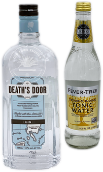 Death's Door Gin Combo Set