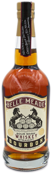 Belle Meade Sour Mash Whiskey Straight Bourbon 750ml