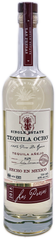 "Tequila Ocho "" Las Presas"" Single Estate Añejo 2018"