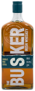 The Busker Single Pot Still Irish Whiskey 750ml