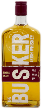 The Busker Single Grain Irish Whiskey 750ml