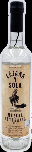 Lejana y Sola Mezcal Espadin & Cuishe 750ml
