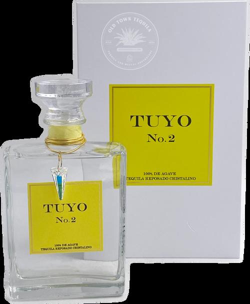 Tuyo No.2 Tequila Reposado Cristalino 375ml