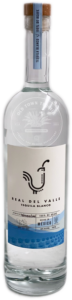 Real Del Valle Tequila Blanco 750ml