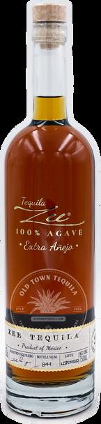 Zee Tequila Extra Añejo White Label