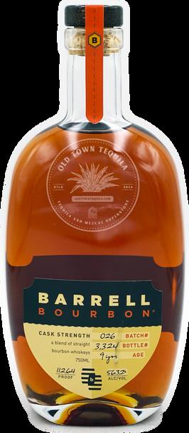 Barrell Bourbon Batch 026 Aged 9 Years