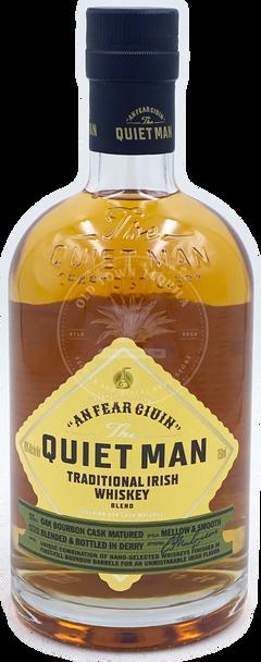 The Quiet Man Traditional Irish Whiskey 750ml