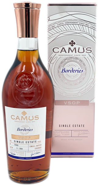 Camus Borderies VSOP Cognac 750ml